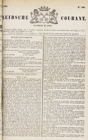 Leydse Courant 1883-04-28