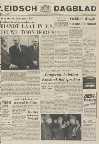 Leidsch Dagblad 1967-02-09