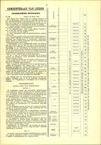 Handelingen van de Raad 1933-03-24