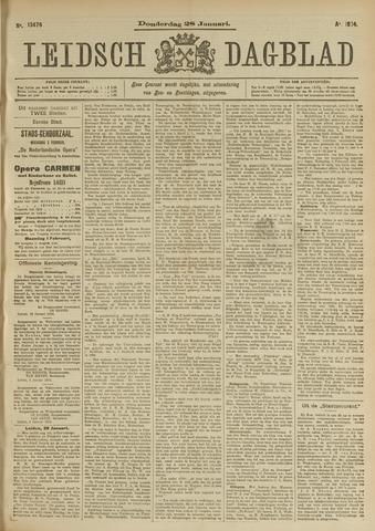 Leidsch Dagblad 1904-01-28