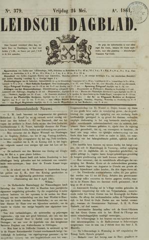 Leidsch Dagblad 1861-05-24