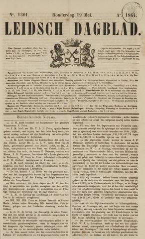 Leidsch Dagblad 1864-05-19