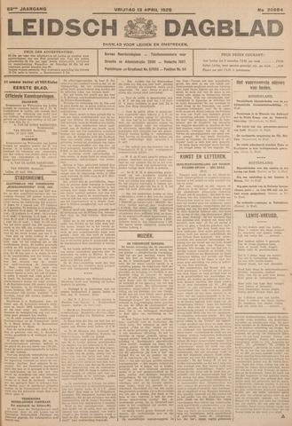 Leidsch Dagblad 1928-04-13