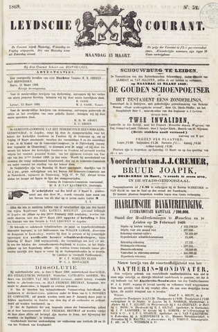 Leydse Courant 1869-03-15