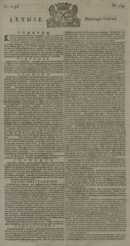 Leydse Courant 1736-10-15