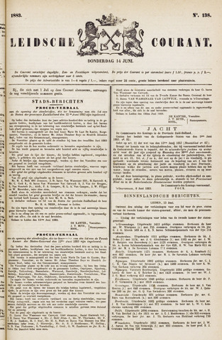 Leydse Courant 1883-06-14