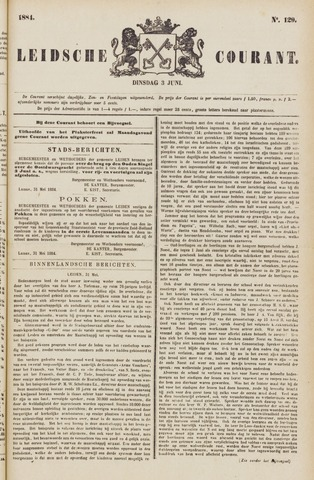 Leydse Courant 1884-06-03