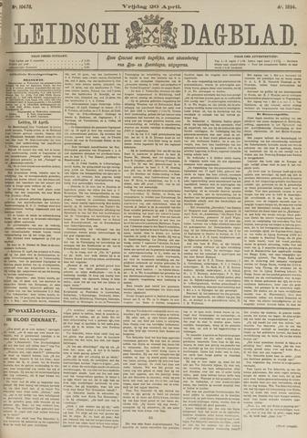 Leidsch Dagblad 1894-04-20