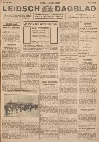 Leidsch Dagblad 1926-12-28