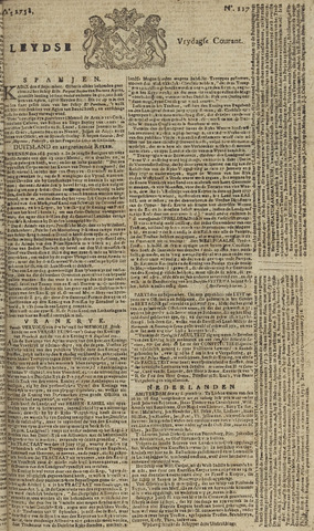 Leydse Courant 1758-09-29