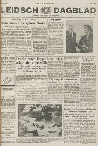 Leidsch Dagblad 1955-09-30