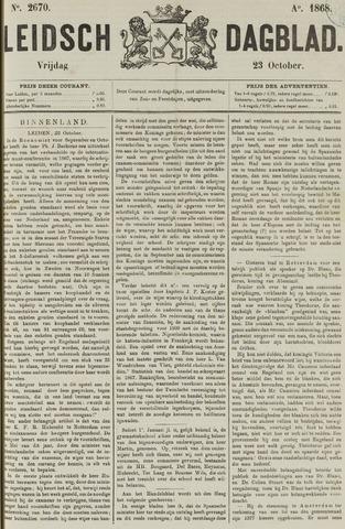Leidsch Dagblad 1868-10-23