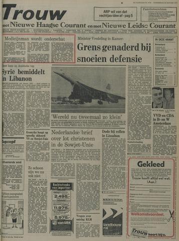 Nieuwe Leidsche Courant 1976-01-22