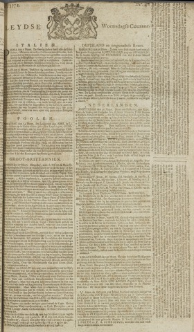 Leydse Courant 1772-04-01