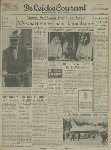Leidse Courant 1967-07-10