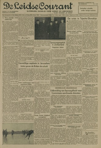 Leidse Courant 1948-02-23