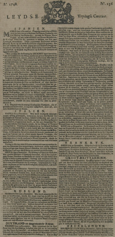 Leydse Courant 1748-12-27