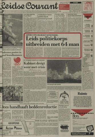 Leidse Courant 1988-09-30