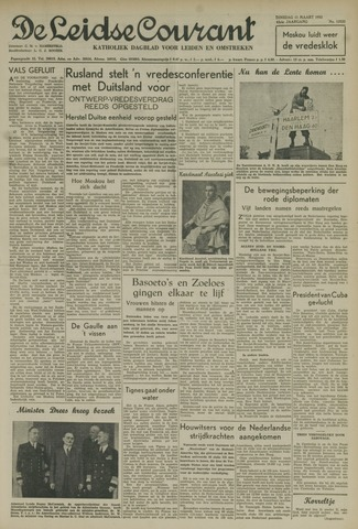 Leidse Courant 1952-03-11
