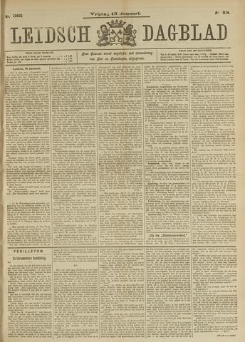 Leidsch Dagblad 1904-01-15