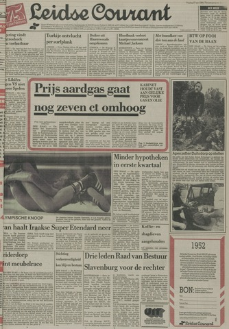 Leidse Courant 1984-07-27