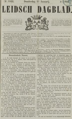 Leidsch Dagblad 1866-01-25