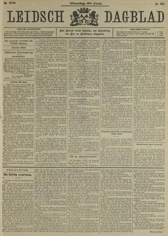 Leidsch Dagblad 1911-06-20