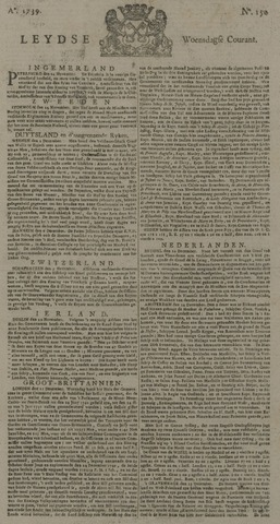 Leydse Courant 1739-12-16