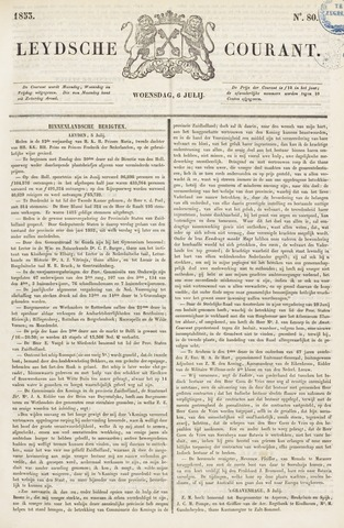 Leydse Courant 1853-07-06