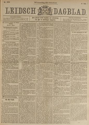 Leidsch Dagblad 1901-10-23