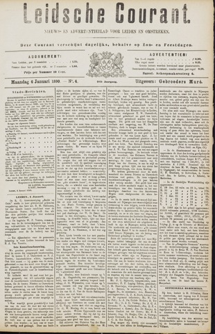 Leydse Courant 1890-01-06
