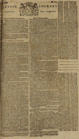Leydse Courant 1784-09-01
