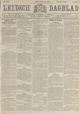 Leidsch Dagblad 1916-07-29