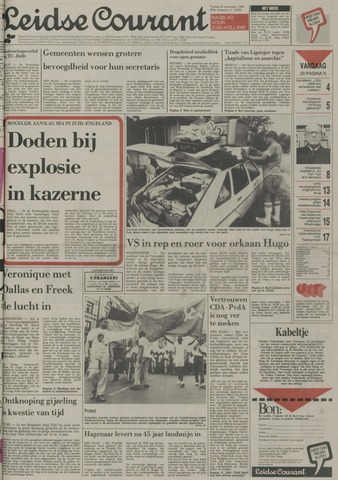 Leidse Courant 1989-09-22