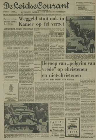 Leidse Courant 1964-12-03