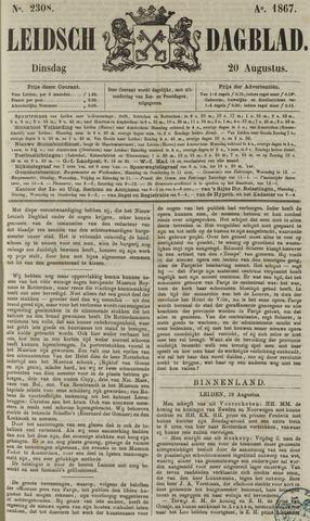 Leidsch Dagblad 1867-08-20
