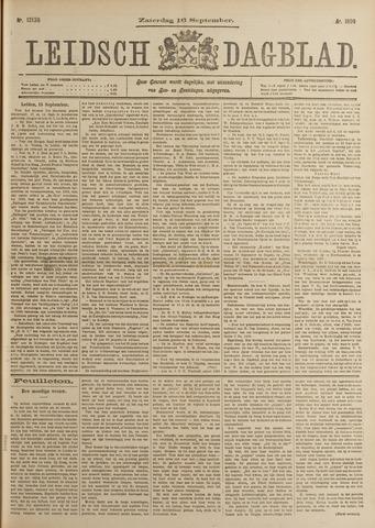 Leidsch Dagblad 1899-09-16