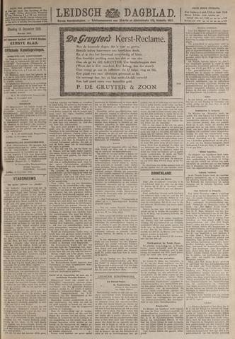 Leidsch Dagblad 1919-12-16