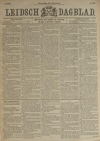Leidsch Dagblad 1896-10-13