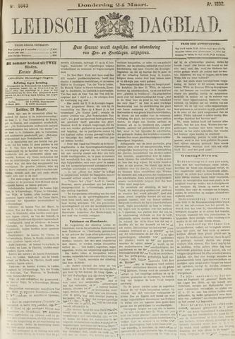 Leidsch Dagblad 1892-03-24