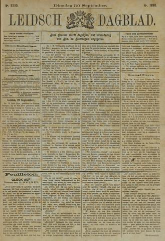 Leidsch Dagblad 1890-09-30