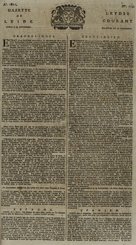 Leydse Courant 1811-09-23