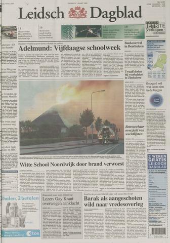 Leidsch Dagblad 2000-07-10