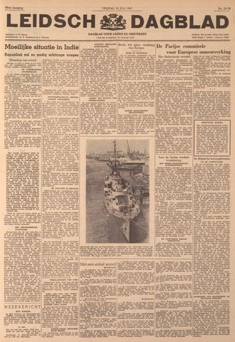 Leidsch Dagblad 1947-07-18
