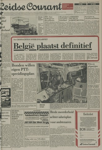 Leidse Courant 1985-03-15