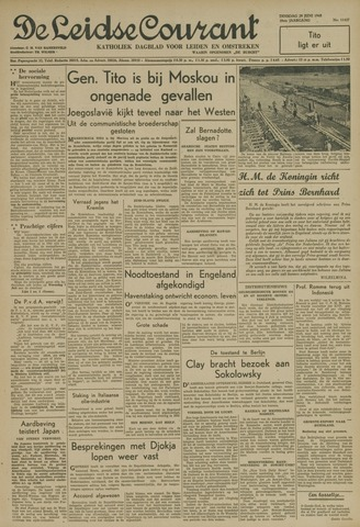 Leidse Courant 1948-06-29