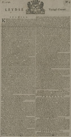 Leydse Courant 1740-01-08