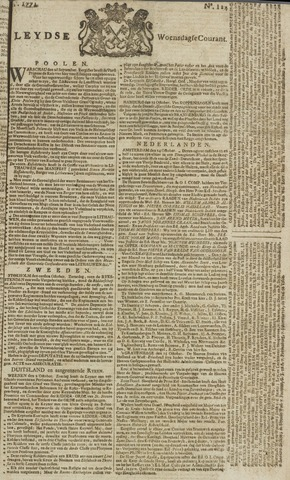 Leydse Courant 1771-10-16