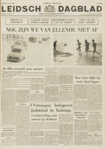 Leidsch Dagblad 1963