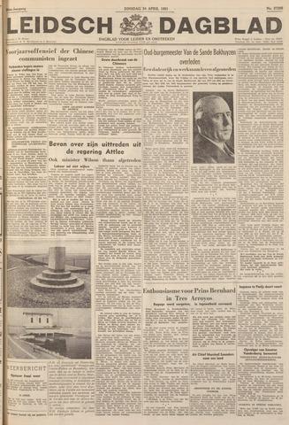 Leidsch Dagblad 1951-04-25